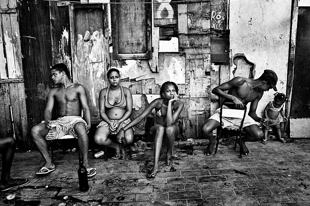 gente de la favela